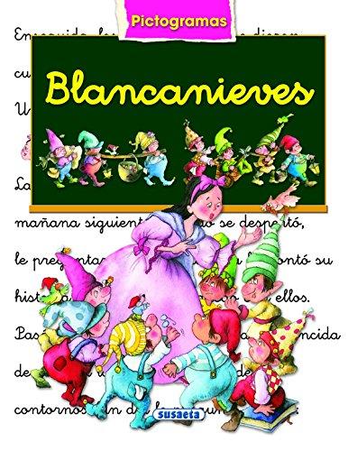 Blancanieves (Pictogramas) por Equipo Susaeta