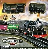 Klassische Express-Zug Kinder erste Eisenbahn-Set batteriebetriebene Kinder Spielzeug