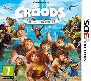 The Croods (Nintendo 3DS)