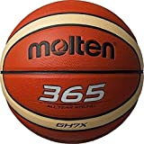 Best Basketballs - MOLTEN GE7 Basketball FIBA Official Indoor Outdoor Sz Review