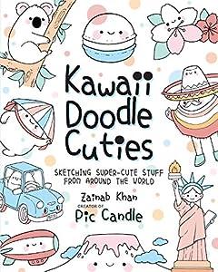 Kawaii Doodle Cuties: Sketching Super