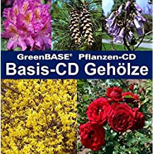Basis-CD Gehölze: GreenBASE - Pflanzen-CD