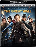 The Great Wall 4K Uhd + Bluray Region Free Available Now