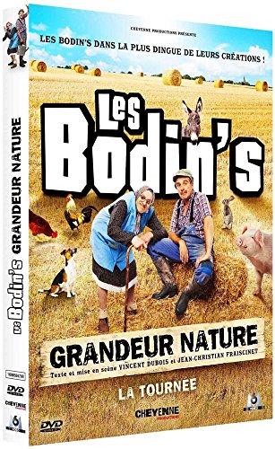 Grandeur nature 2016 - Les Bodin's - DVD