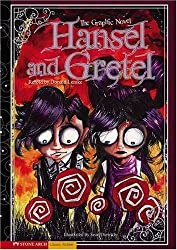 Hansel and Gretel: The Graphic Novel (Graphic Spin (Library)) by Donald Lemke (2008-08-06)