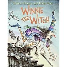 Winnie the Witch by Valerie Thomas (2007-07-24)