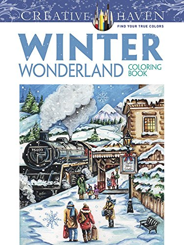r Wonderland Coloring Book (Creative Haven Coloring Books) (Adult Coloring) ()