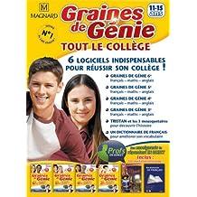 Graines de génie : Tout le college (6e, 5e, 4e, 3e)