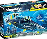 Playmobil 70005 - SOTTOMARINO DA ASSALTO SHARK TEAM