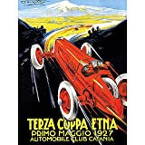 Wee Blue Coo LTD Sport Motor Racing Catania Italy Etna