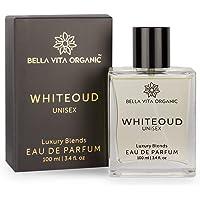 Bella Vita Organic White Oud Perfume for Men and Women Soft Oudh Scent Long Lasting Fragrance Unisex, 100 Ml