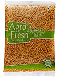 Agro Fresh Regular Toor Dal, 500g