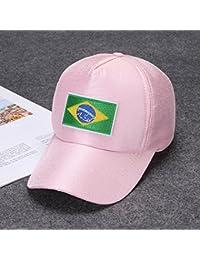 Wanson 2018 Copa del Mundo Brasil Bordado Ventiladores Gorra De Béisbol  FIFA Gorra De Béisbol Equipo Nacional… c4364dfc4e9