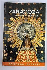 Zaragoza par  Benito Pérez Galdós
