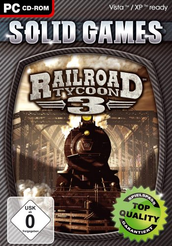 Preisvergleich Produktbild Railroad Tycoon 3 - Game Now