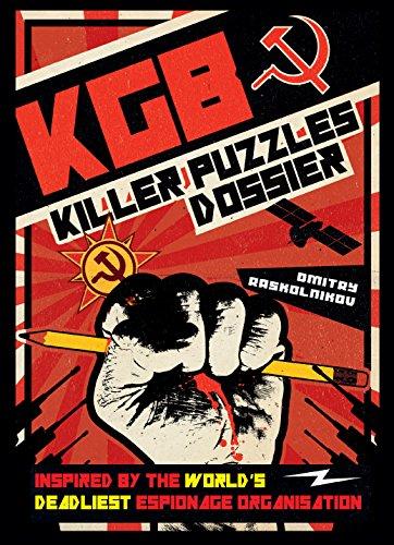 KGB Killer Puzzles Dossier (Puzzle Books)