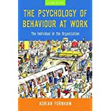 The Psychology of Behaviour at Work: The Individual in the Organization by Adrian Furnham (2005-11-20)