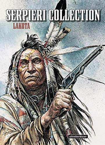 Serpieri Collection – Western: 1. Lakota