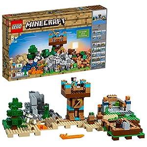 LEGO Minecraft - Caja modular 2.0 (21135)