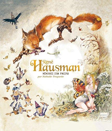Monographie Hausman - Les mémoires d'un pinceau - tome - Monographie Hausman - Mémoires d'un pinceau