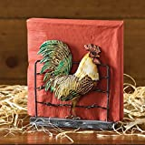 Park Designs Rooster Napkin Holder