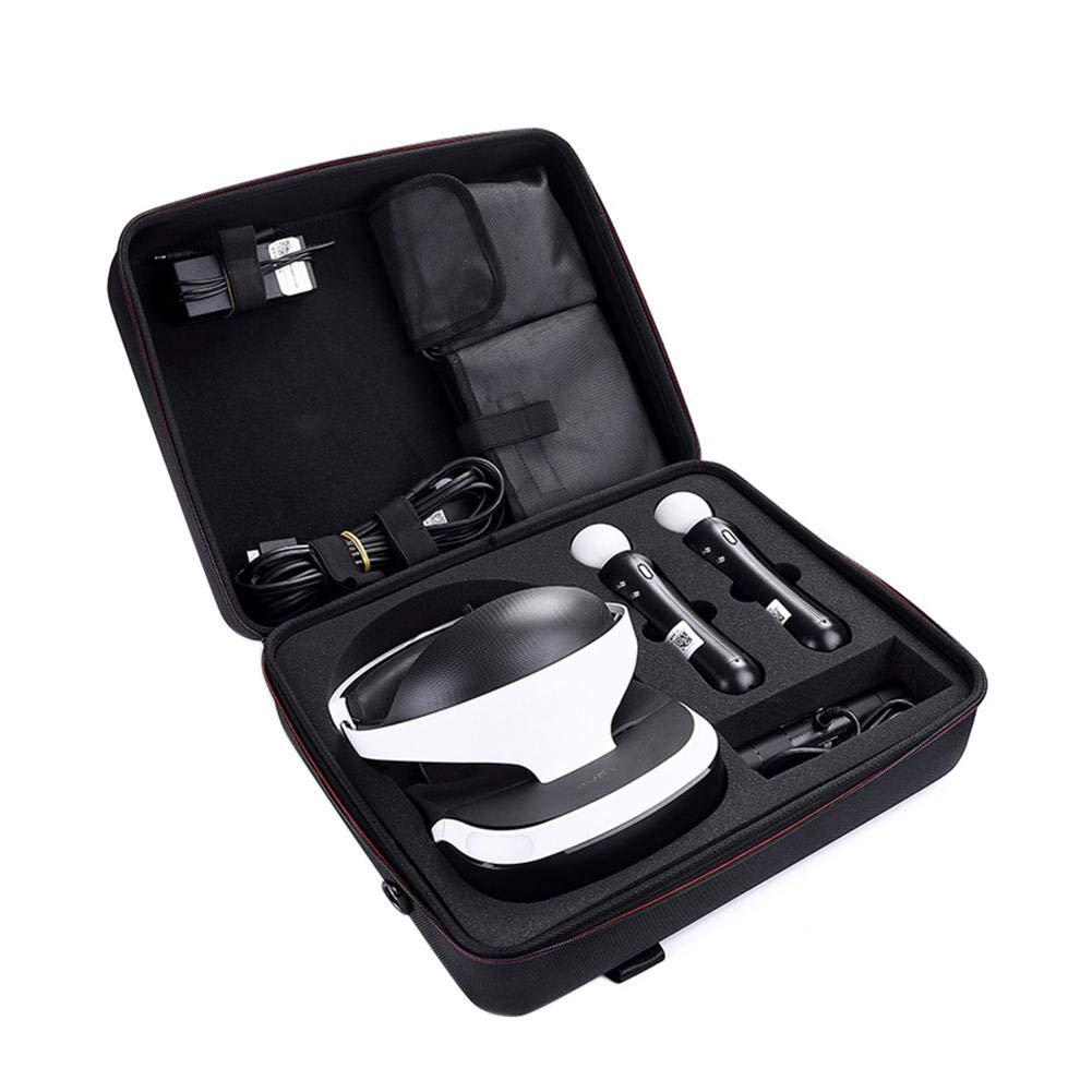 Lake.sea Sac de Transport Portable pour Sony Playstation 4 VR (PSVR), Casque de réalité virtuelle Playstation 4 et Accessoires