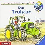 Wieso? Weshalb? Warum? junior: Der Traktor (Hörbücher für die Allerkleinsten) - Andrea Erne, Wolfgang Metzger