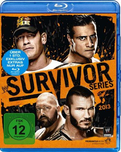 Survivor Series 2013 [Blu-ray] (Tv-show Survivor)