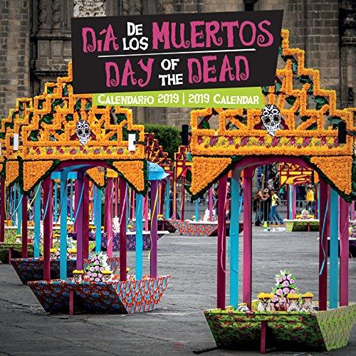 Turner Foto Tag der Toten-Zweisprachige Spanisch/Englisch 2019Wandkalender (199989400730Büro Wand Kalender (19998940073)