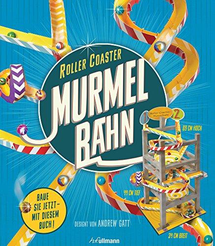 Preisvergleich Produktbild Roller Coaster - Murmelbahn aus Papier: Baue deine eigene riesige Murmelbahn