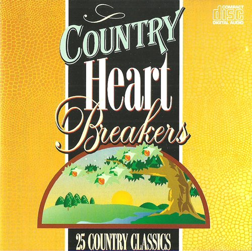 Rare Country Songs (Compilation CD, 25 Tracks)
