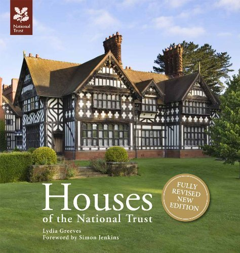 Houses of the National Trust by Lydia Greeves (2013-11-01)