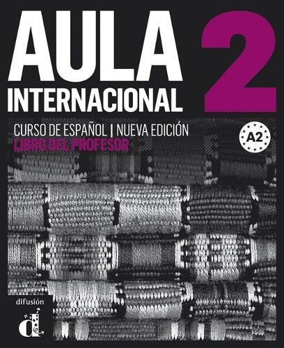 Aula internacional 2 : Libro del profesor