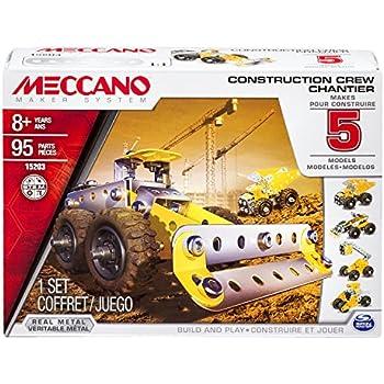 meccano 830551 jeu de construction 4x4 collection tintin jeux et jouets. Black Bedroom Furniture Sets. Home Design Ideas