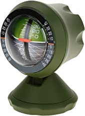 Dilwe Car Inclinometer Multifunction Level Tilt Gauge Indicator Gradient Angle Slope Meter Balancer Tool Cars Accessory