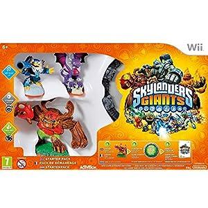 Skylanders Giants – Starter Pack (Nintendo Wii) [UK IMPORT]