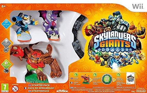 Skylanders Giants - Starter Pack (Nintendo Wii) [UK IMPORT]