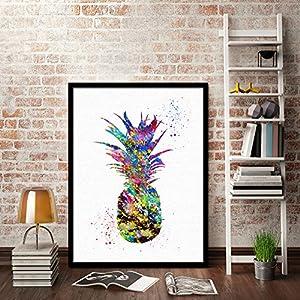 Impresión sobre lienzo Bloomma Art,