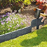 Rasenkantensteine verlegen - Anleitung