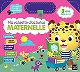 Ma valisette d'activités Maternelle 3 ans Petite section