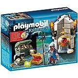 Playmobil Caballeros - Guardián del tesoro del rey, playset (6160)