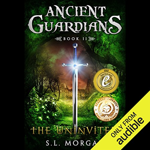The Uninvited: Ancient Guardians Series, Book 2 (Sl-serie Audio)