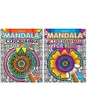 Mandala Colouring for Kids Pack - 2 Titles