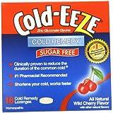 Quigley - Cold-Eeze Sans Sucre Pastilles De Zinc Gluconate Glycine