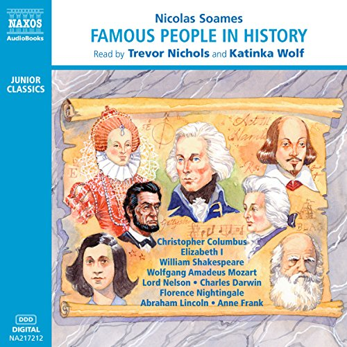 Famous People in History  Audiolibri