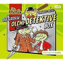 Die Grosse Olchi-Detektive-Box [Import allemand]