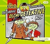 Die große Olchi-Detektive-Box (4CD): Hörspielbox mit 4 Folgen Olchi-Detektive, ca. 190 min.