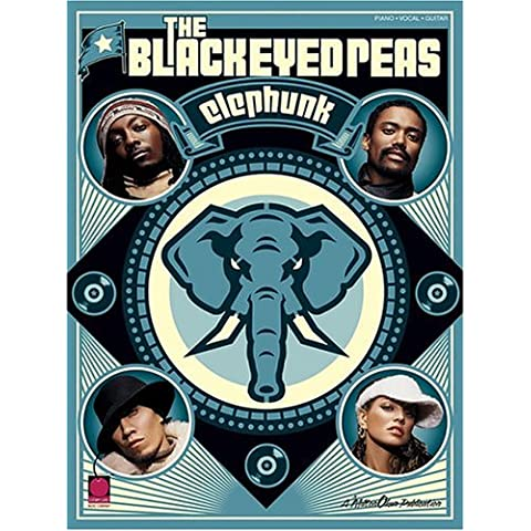 The Black Eyed Peas - (Black Cherry Chitarra)