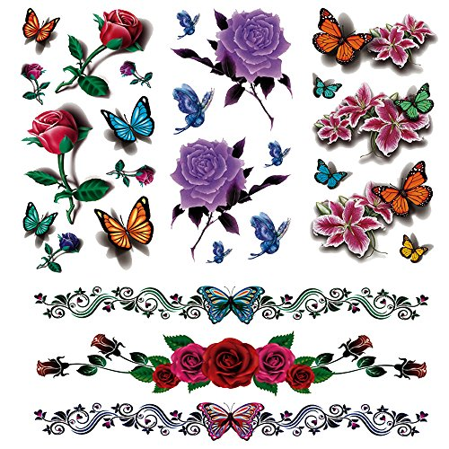 evtechtm-4-style-lace-blossom-floral-flowers-animal-butterfly-peony-rose-lotus-chinese-rose-colorful