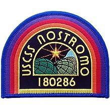 USCSS Nostromo Weyland Yutani Corp Crew Uniform Alien Movie Cosplay Patch Iron On Parche Bordado Termoadhesivo Hecho Por Titan One Europe